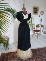 26 antikes Abendkleid 1912