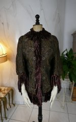 2 antique dolman 1880
