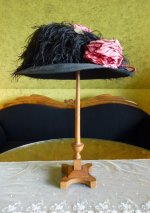 10 antique hat stand 1900