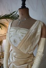 4 antique evening Dress 1919