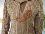 4 antique battenburg lace coat 1906