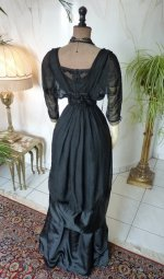 29 antikes Abendkleid 1909
