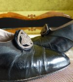 14 antique shoes Hellstern 1905