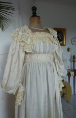 3 antique negligee 1900