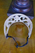 18 antique tiara 1910