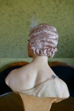 20 antique Pierre Imans wax mannequin 1920