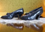 9 antique shoes