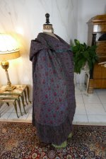 36 antique hooded cape 1790