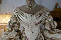 1 antique court dress 1838