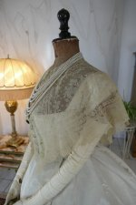 10 antique ball gown 1865