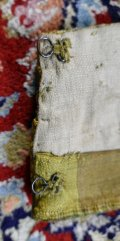 45 antique childs court dress 1760
