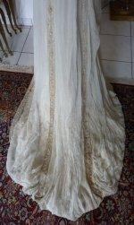 24 antique bridal gown