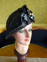 20 antique Jean Patou Hat 1920