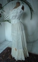 13 antique petticoat