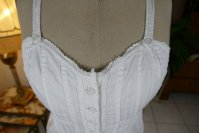 1 antique corset 1916
