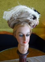 5 antique hat 1900