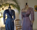 3 antique dress