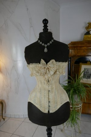 antique corset 1880