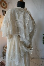 28 antique dressing gown 1890