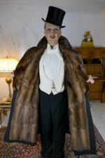 26 antique mens coat Herman Hoffmann 1925