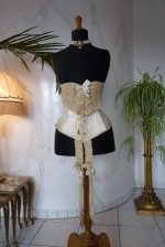 3 antique victorian corset 1895