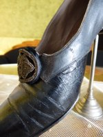 18 antique shoes Hellstern 1905