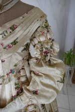 8 antique court dress 1838