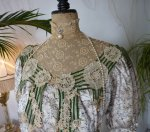 1 antique recpetion gown 1904