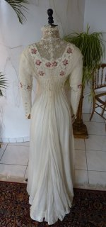 26 antique summer dress 1910