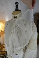13 antique jackes doucet blouse 1910