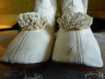 4 antique wedding boots 1845