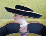 5 antique hat 1912 Cameron Titanic