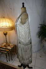 16 antique flapper evening dress 1920
