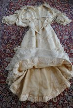 33 antique society dress 1901