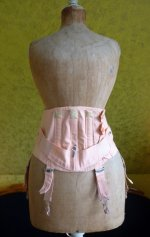 2 antique corset 1920
