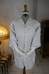 antique AMY Linker Jacket 1908
