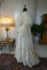 18 antique dressing gown 1890
