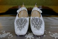 8 antique wedding shoes 1904