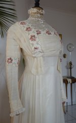 11 antique wedding dress 1910