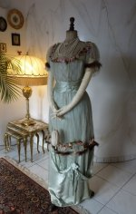 2 antikes Abendkleid 1912