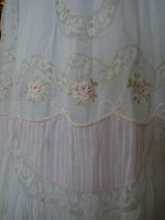 17a antique gown