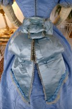 42 antique ball gown 1864