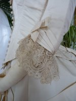 27 antique wedding gown 1874