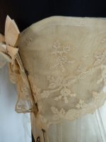 18 antique victorian corset 1895