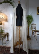 21 antique Peignoir 1895