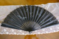 8 antique fan butterflys 1905