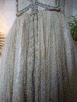 6 antique wedding dress 1927