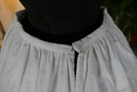 12 antique Biedermeier Petticoat 1840