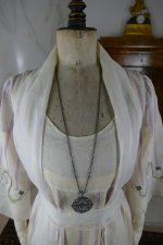 4 antique Mary Cummings dress 1908