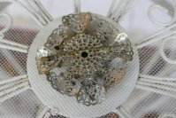 5 antique brooch 1920